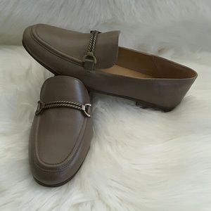 Patricia Nash Fia Tan loafers